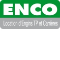 ENCO LOCATION D'ENGINS TP ET CARRIERES - Earthmoving, machines and equipment