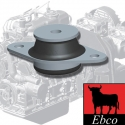 Vibration Isolators & Seals - Ebco specializes in engineered vibration isolators, extruded seals, floor mats, molded hoses, and custom rubber products. Our R&D team can provide support at any stage of the design cycle. With decades of experience in materials and product optimization, we are very competitive in our product line.