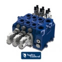EX SERIES - Load-Sensing Flow-Sharing sectional valves by Hydrocontrol<br /> The range is composed by four sizes and it introduces interesting options of further increase of energy saving and high levels of efficiency and of stability.