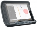 DCS 61-S - The DCS 61-S is the new AMCS Technologies safety system for tower cranes and other lifting machines complying with new European norms  EN13849-1/PLd and EN61508/SIL-2.