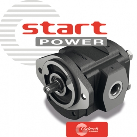 2SPW - Cast Iron Gear Pumps - These pumps are particularly suitable for all applications where traditional aluminum pumps are used at the limit of their performance.