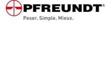 Pfreundt GmbH - Board weighing system for construction machines