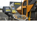 PAVE-TM Thickness Measurement for pavers - PAVE-TM, the worldwide first patented and automatic system for the measurement of layer thickness is an absolute must in road construction in order to save costs!