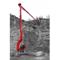 PUMA42GTX - TEUPEN's latest innovation, the PUMA42GTX, establishes a new, revolutionary machine class. The PUMA42GTX combines a high-tech walking excavator chassis with TEUPEN's world-renowned access platform.