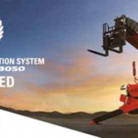 MRT 2470 with its rewarded stabilization system by Intermat! - Thanks to this new system, developed and patented by Manitou, handling operations are more precise and safer, which allows you to increase your productivity.