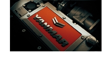 4TN series - Yanmar launches two newly developed diesel engines, 4TN101(3.8L) and 4TN107(4.6L), which extend Yanmar's power range from 56 kW to 155 kW. The engines will be stage V certified and offer best in class power & torque density, fuel efficiency and compactness.
