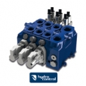 EX SERIES - Load-Sensing Flow-Sharing sectional valves by Hydrocontrol<br />