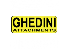 Ghedini Attachments - Accessories, components, parts for earthmoving and demolition