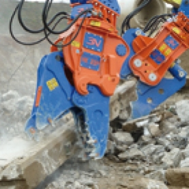 Trevi Benne Premium Line with Booster valve - Unsatisfied with the performance of a standard crusher? Here is the solution:<br /><br /><br /> Premium demolition equipment with power Booster multiplier valve.<br /><br /><br /> FAST. POWERFUL. PRODUCTIVE.