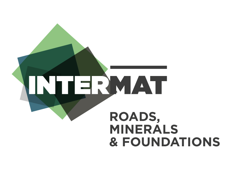 INTERMAT Paris logo-road