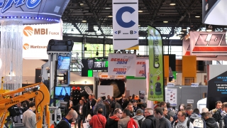 visiteurs intermat paris